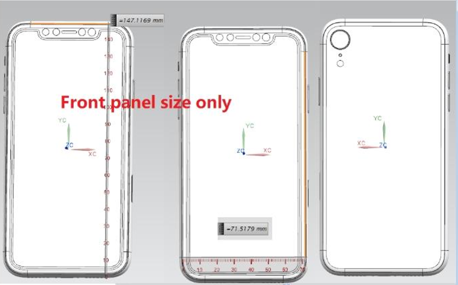 Apple's 6.1″ LCD iPhone 9 & 6.5″ OLED iPhone X(s) Plus See A Familiar, Yet Dubious ...