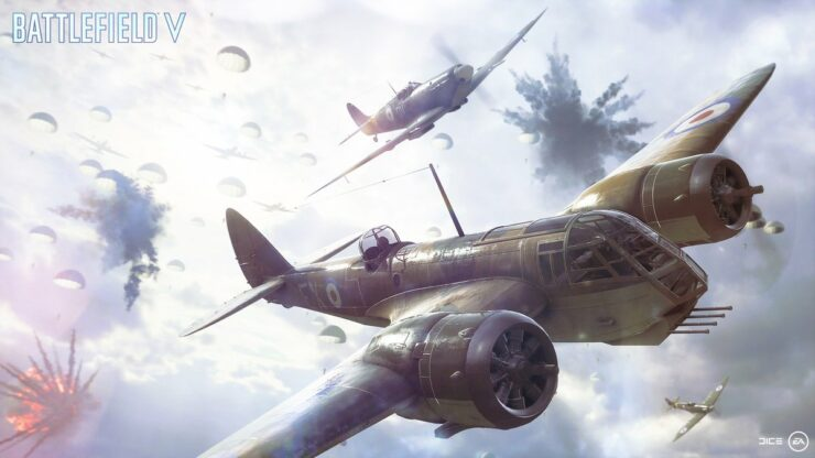 battlefield v airborne mode mp