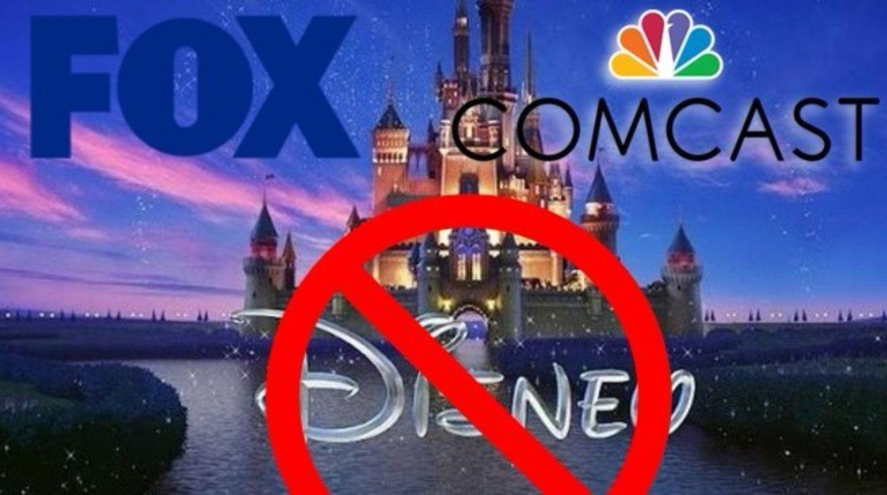 Comcast Fox Sky