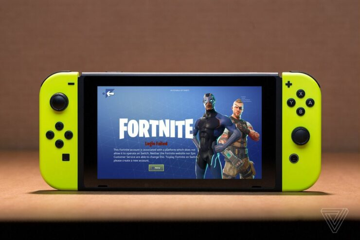 fortnite crossplay ps4 switch xbox