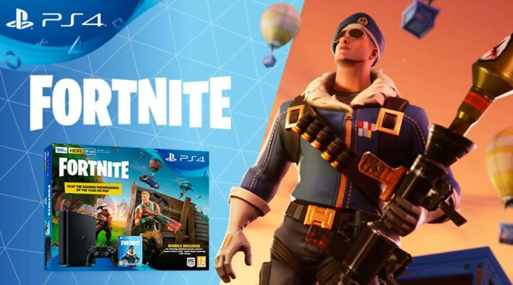 fortnite ps4 bundle