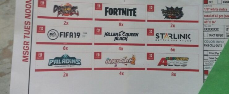fortnite switch paladins switch dbz switch