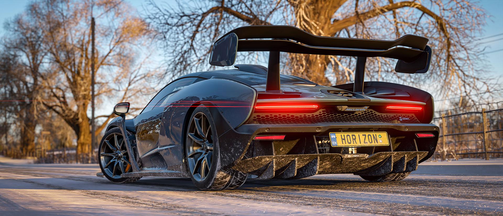 Forza Horizon  Car Leak List