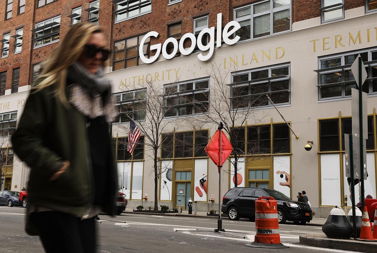 google pentagon