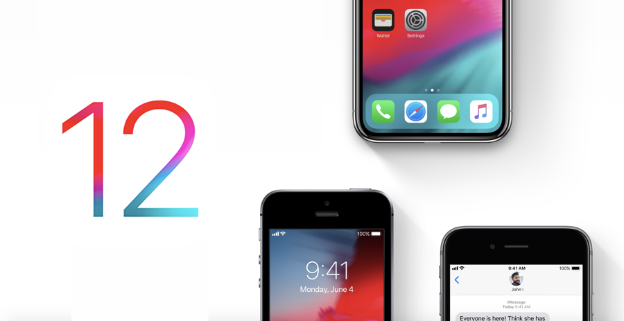 Kết quả hình ảnh cho iOS 12 Beta