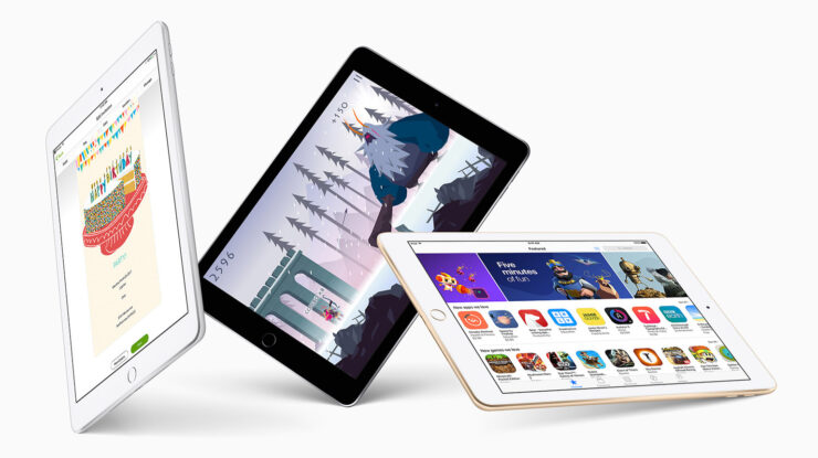 Get Savings on Apple's Current-Generation iPad 6 and Previous-Generation iPad 5 [Up to $100 Discount]