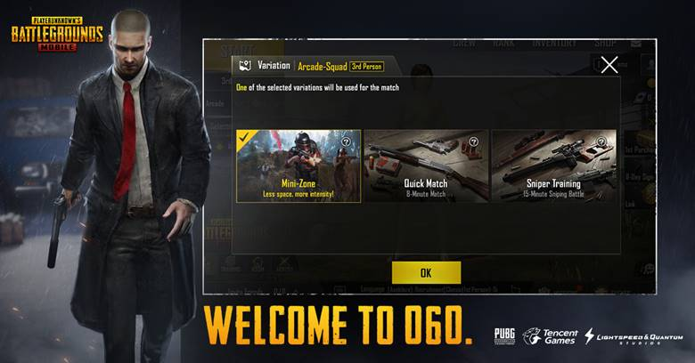 pubg how to go first person