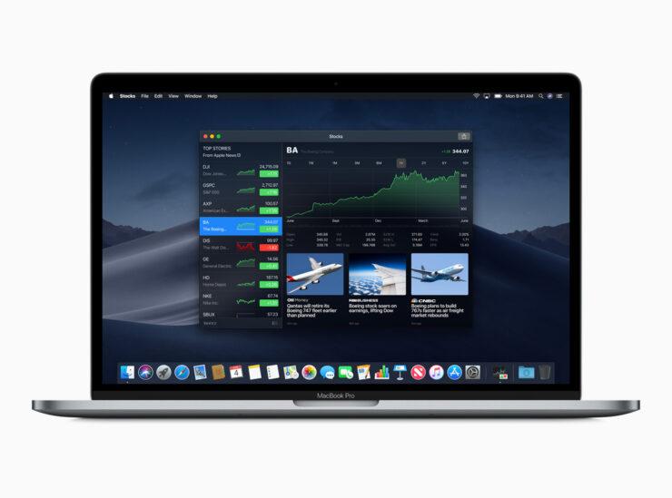 Mac News App