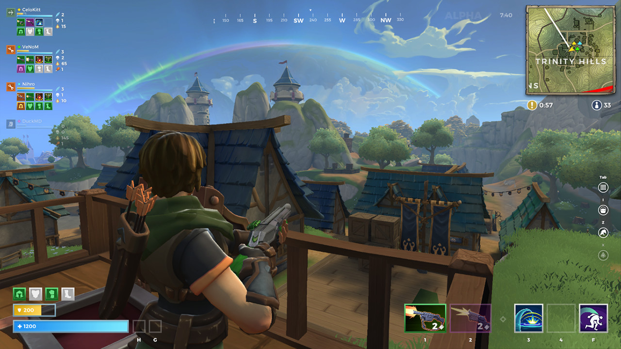 Realm Royale, The Battle Royale Spin-off of Paladins, Is ...