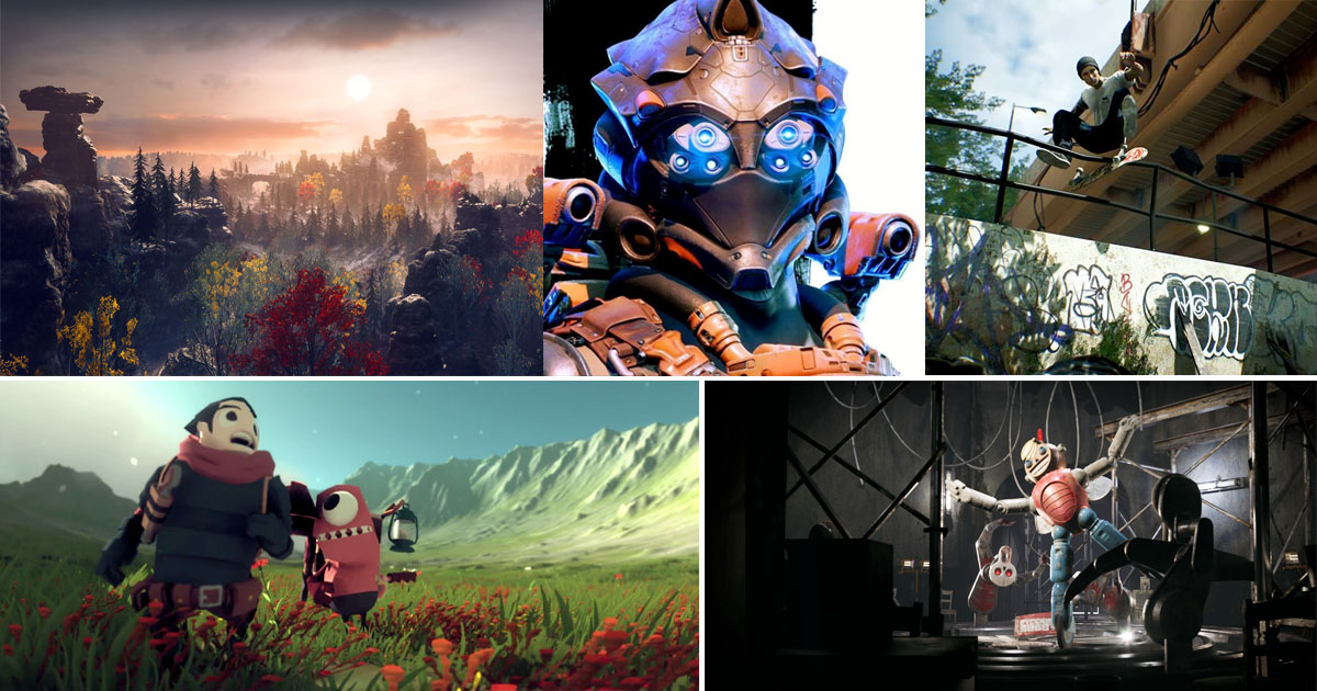 Epic Reveals New Unreal Dev Grants Recipients and Crowns Its Own