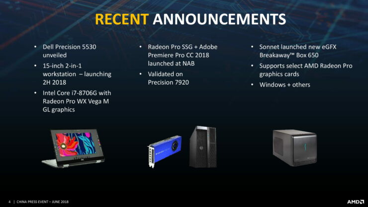 AMD Sneakily Launches The Radeon Pro V340 ̵    | Community