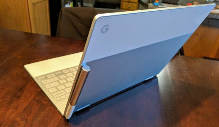 windows 10 pixelbook