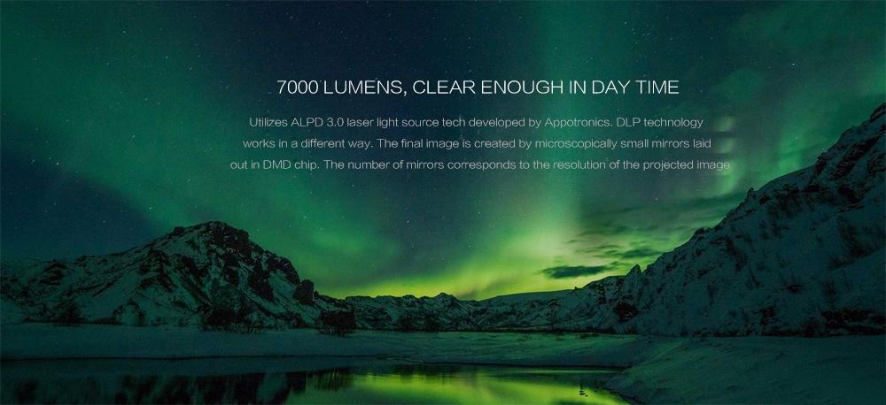xiaomi wemax laser projector deal