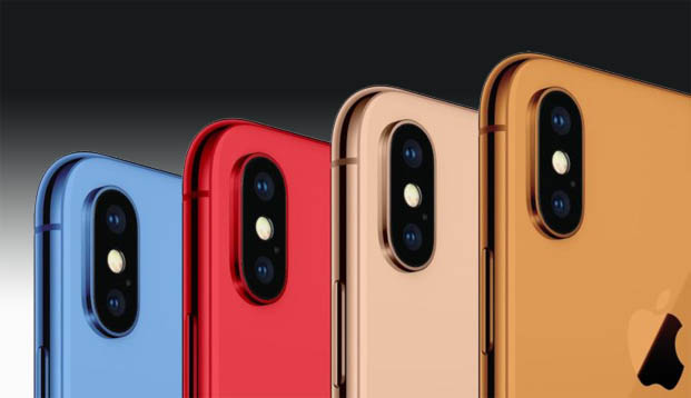 online store 36fbc 920a2 2018 iPhone 9 Will Feature Sundry Of Color Variants, Except ...