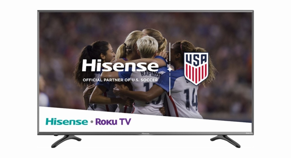 b0048b3cacd Grab a 4K UHD TV with HDR for as Low as  269.99 Straight from Best Buy