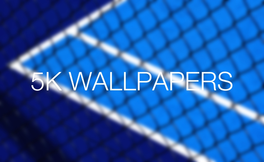 Download New 5K Resolution iPad Pro Wallpapers Straight from Apple Store Demo Units