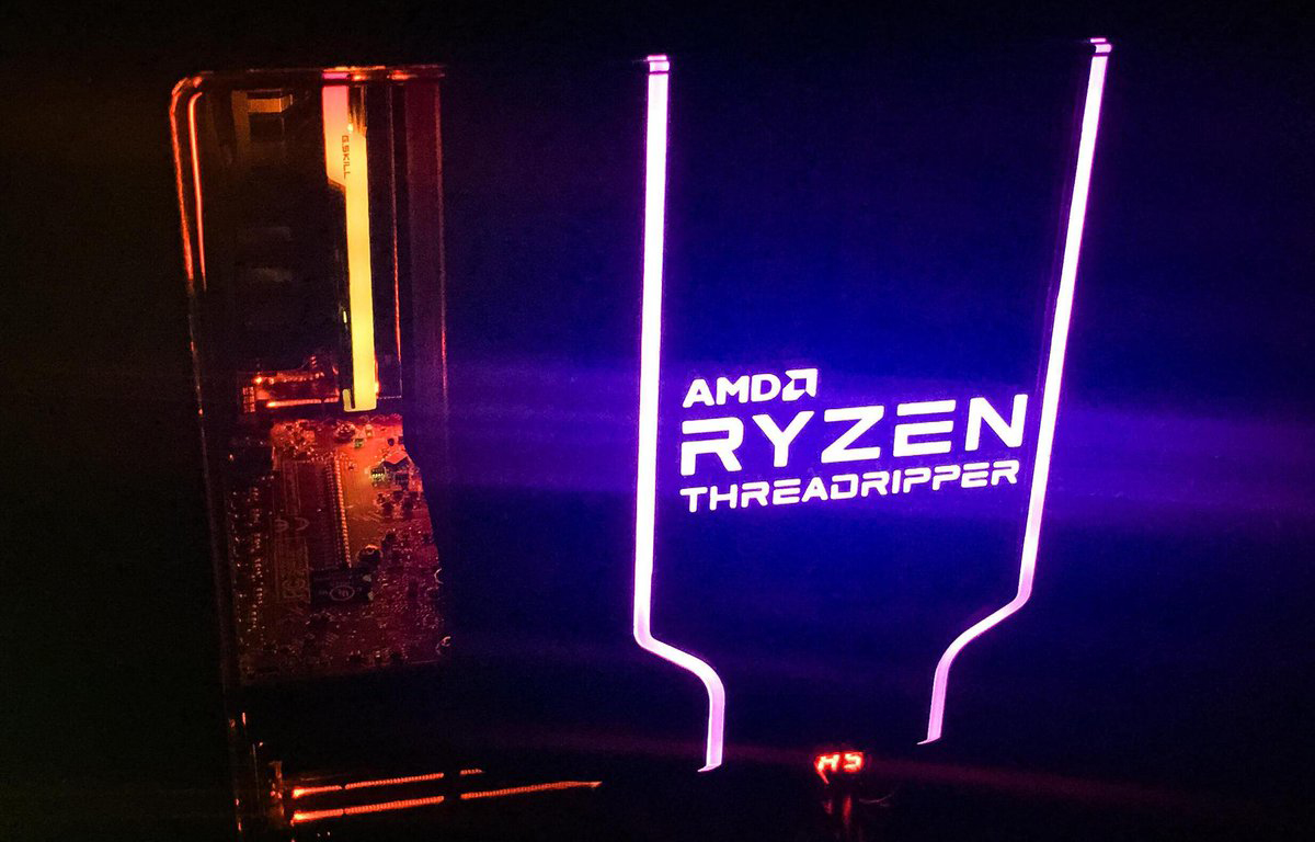Exclusive: AMD's Threadripper 2990X 32 Core Will Hit 4 0 GHz On Air