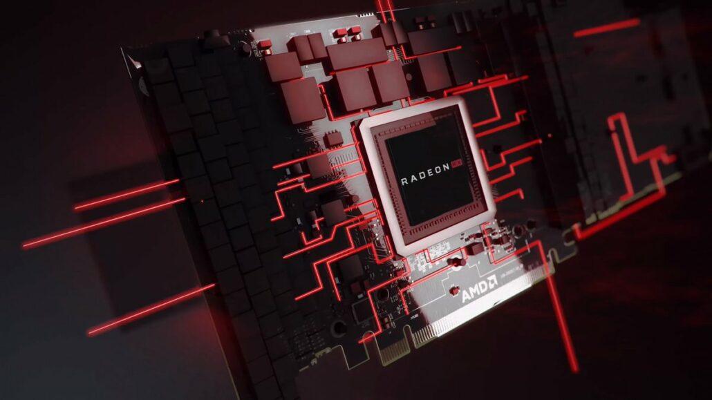 La tarjeta gráfica AMD Radeon RX 6000 Series 'Big Navi' presentada en Fortnite, RDNA 2 para jugadores de PC podría ser inminente 4