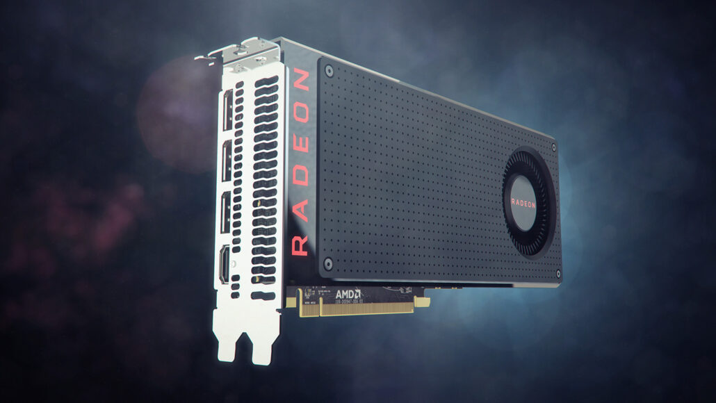 AMD Radeon RX Polaris 30 GPU Family