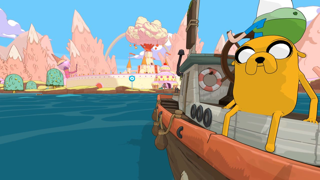 Adventure Time: Pirates of the Enchiridion Review - Shiver ...