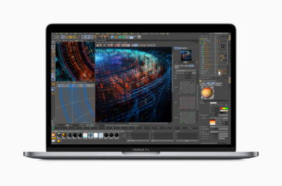 Apple now offers a Blackmagic Design external GPU product for its computers