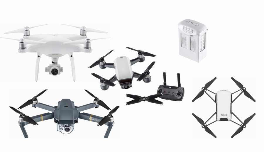 Best Buy has Insane Deals on DJI Drones - Spark Fly More Combo for