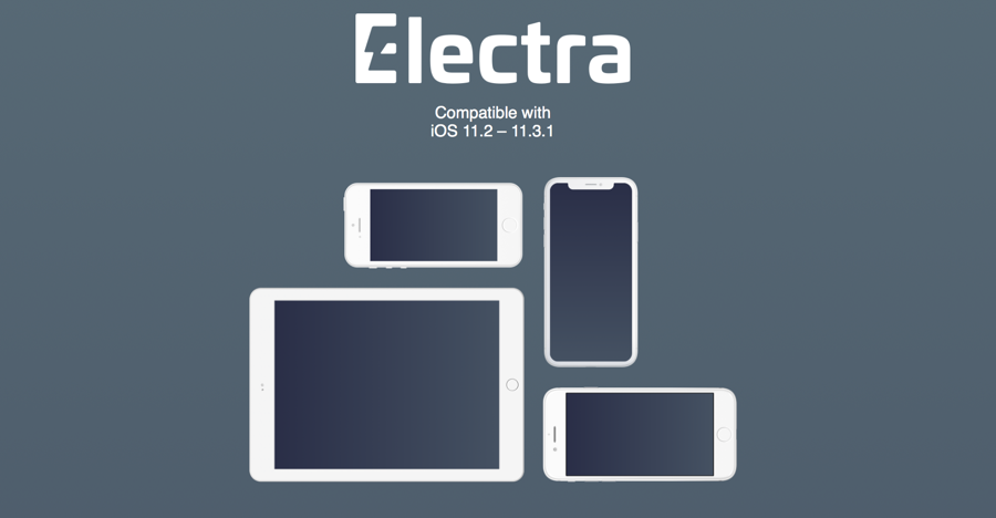 Jailbreak iOS 11 3 1 / iOS 11 2 Using Electra on iPhone