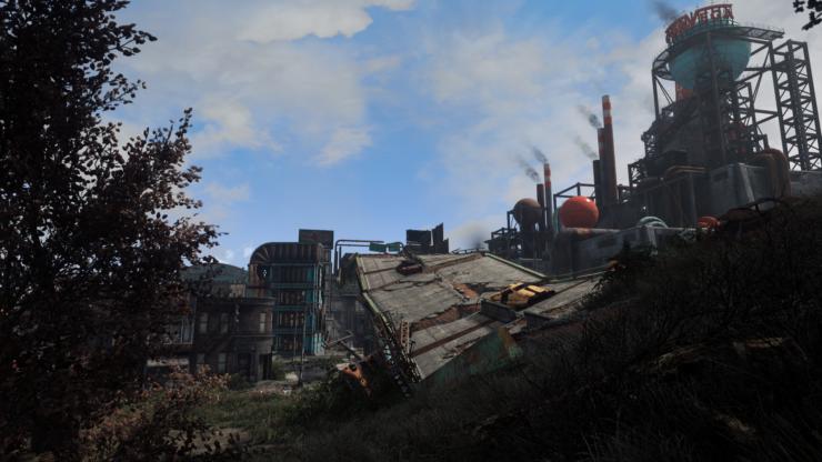 Fallout 4 Visceral ENB