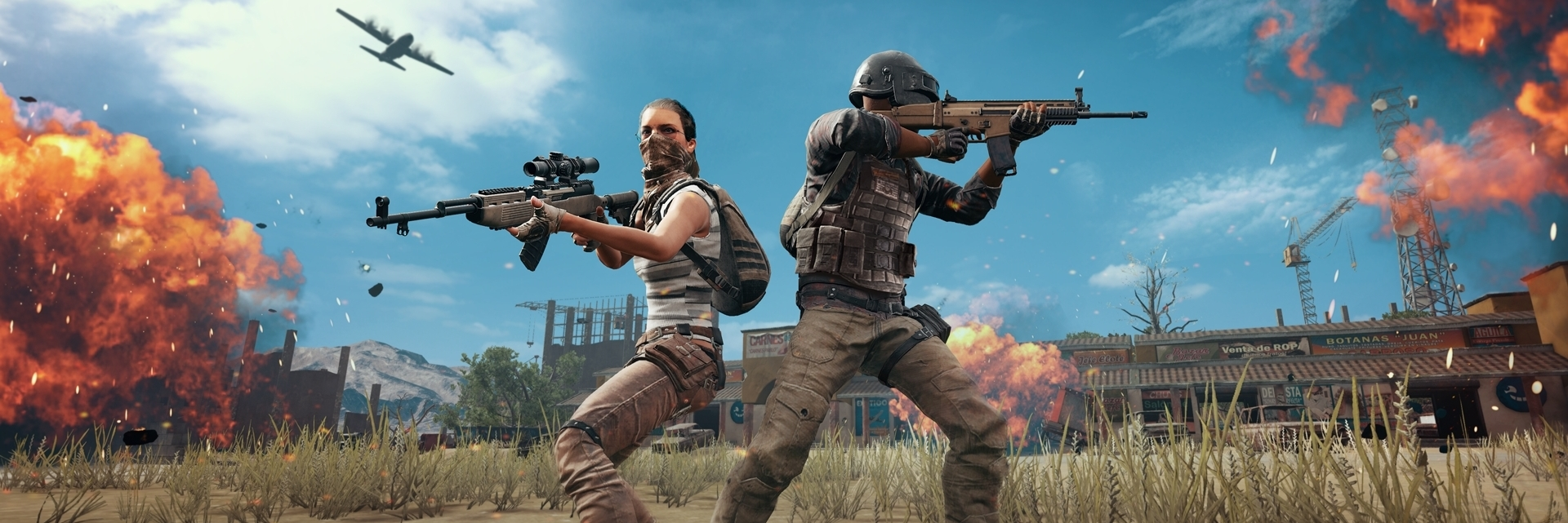 56 Pubg Stock Wallpapers: Fortnite Dominating PlayerUnknown's Battlegrounds In The