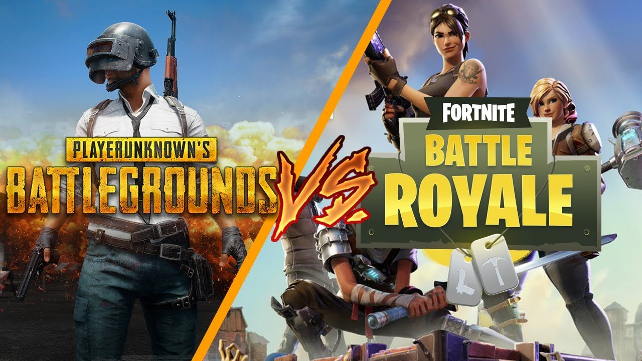 Mobile Battle Royale Fortnite Playerunknown S Battlegrounds Keep