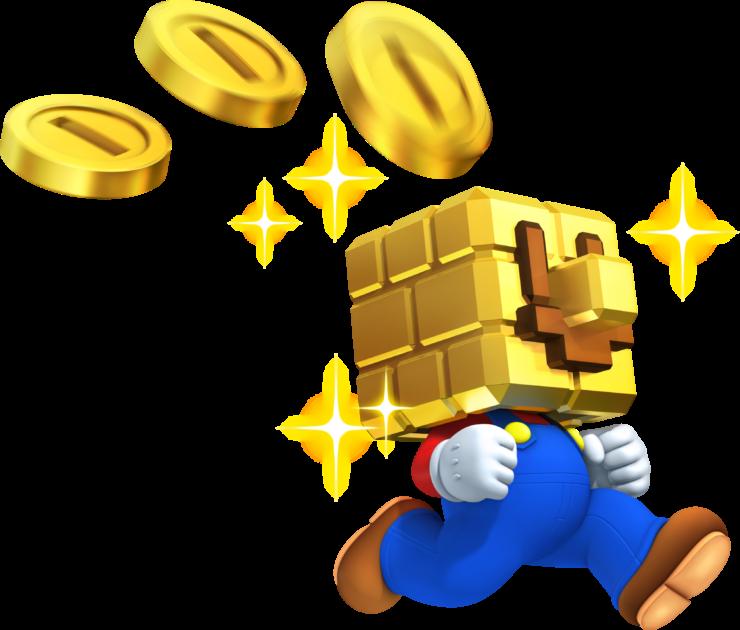 Mario Gold Coin