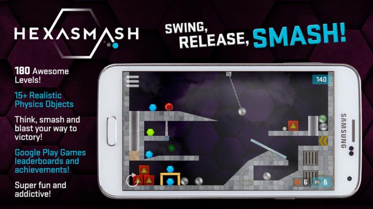 hexasmash-pro-wrecking-ball-physics-puzzle1