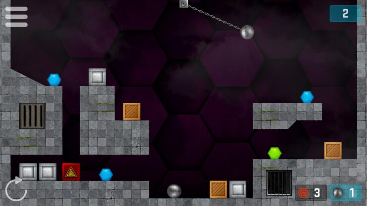 hexasmash-pro-wrecking-ball-physics-puzzle2