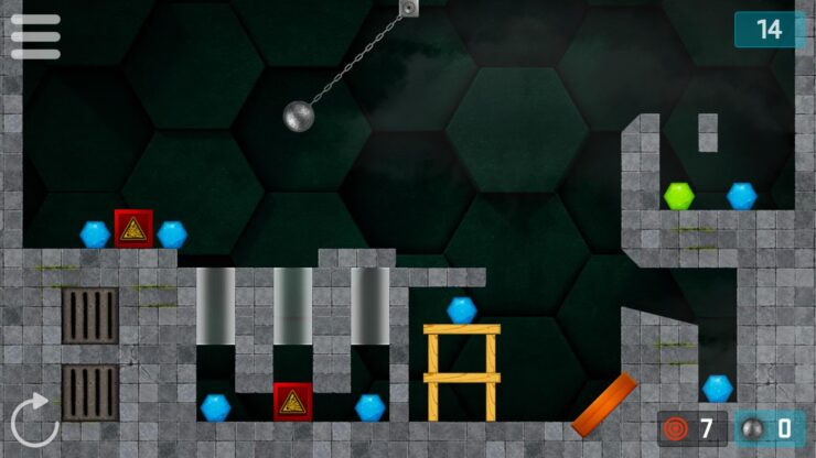 hexasmash-pro-wrecking-ball-physics-puzzle3