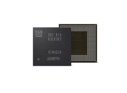 Samsung Announces 8Gb LPDDR5 DRAM