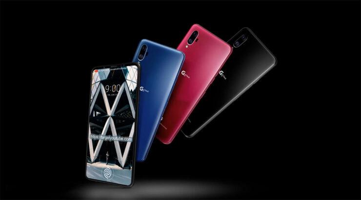 LG G8 concept