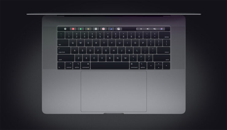 Apple Reportedly Confirms That the MacBook Pro 2018 Lineup Features a Membrane to Increase Longevity of Keyboards