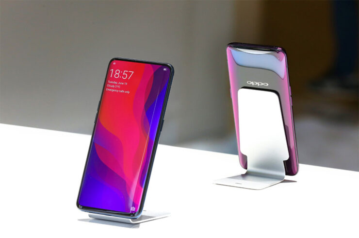 OPPO Find X Sales Exceeded $15 Million in Just 15 Minutes After the Smartphone Went on Sale