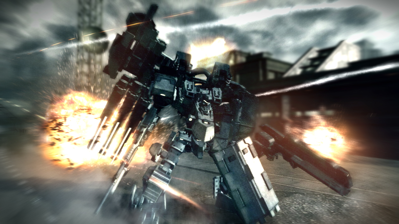 Best games likeArmored Core per platform