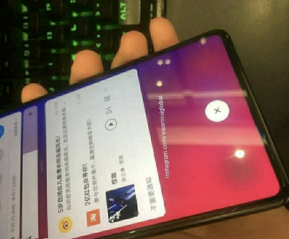Xiaomi Mi MIX 3 does away with the chin AND the notch