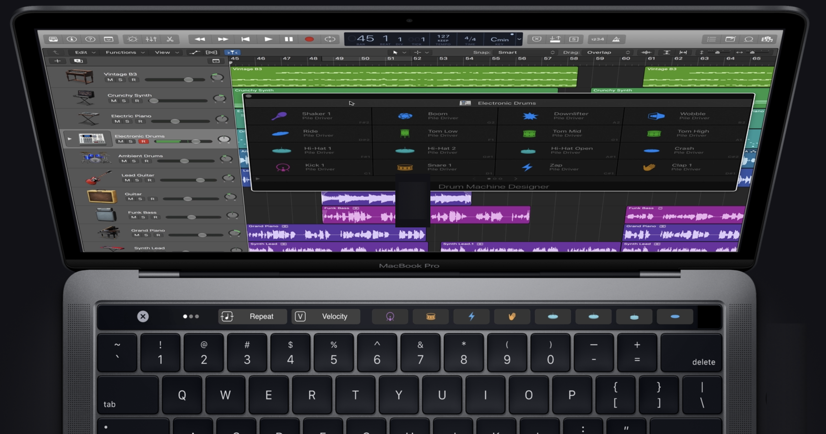 2018 Apple MacBook Pro Vs 2017 MacBook Pro With Touch Bar