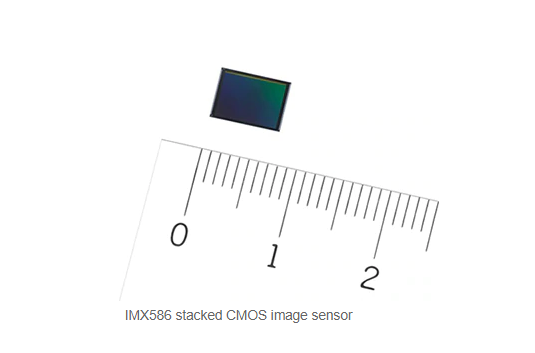 Sony announces industry-first 48MP smartphone camera sensor