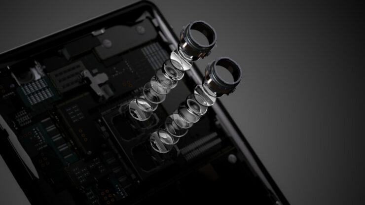 Sony Xperia XZ3 48MP camera leak