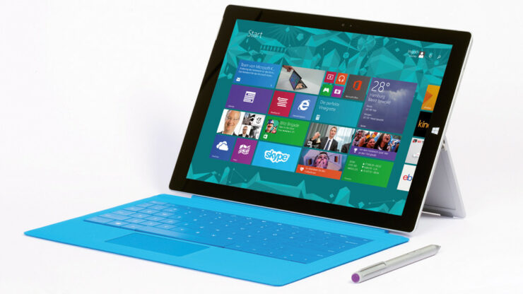 Microsoft Surface affordable tablet passes the FCC