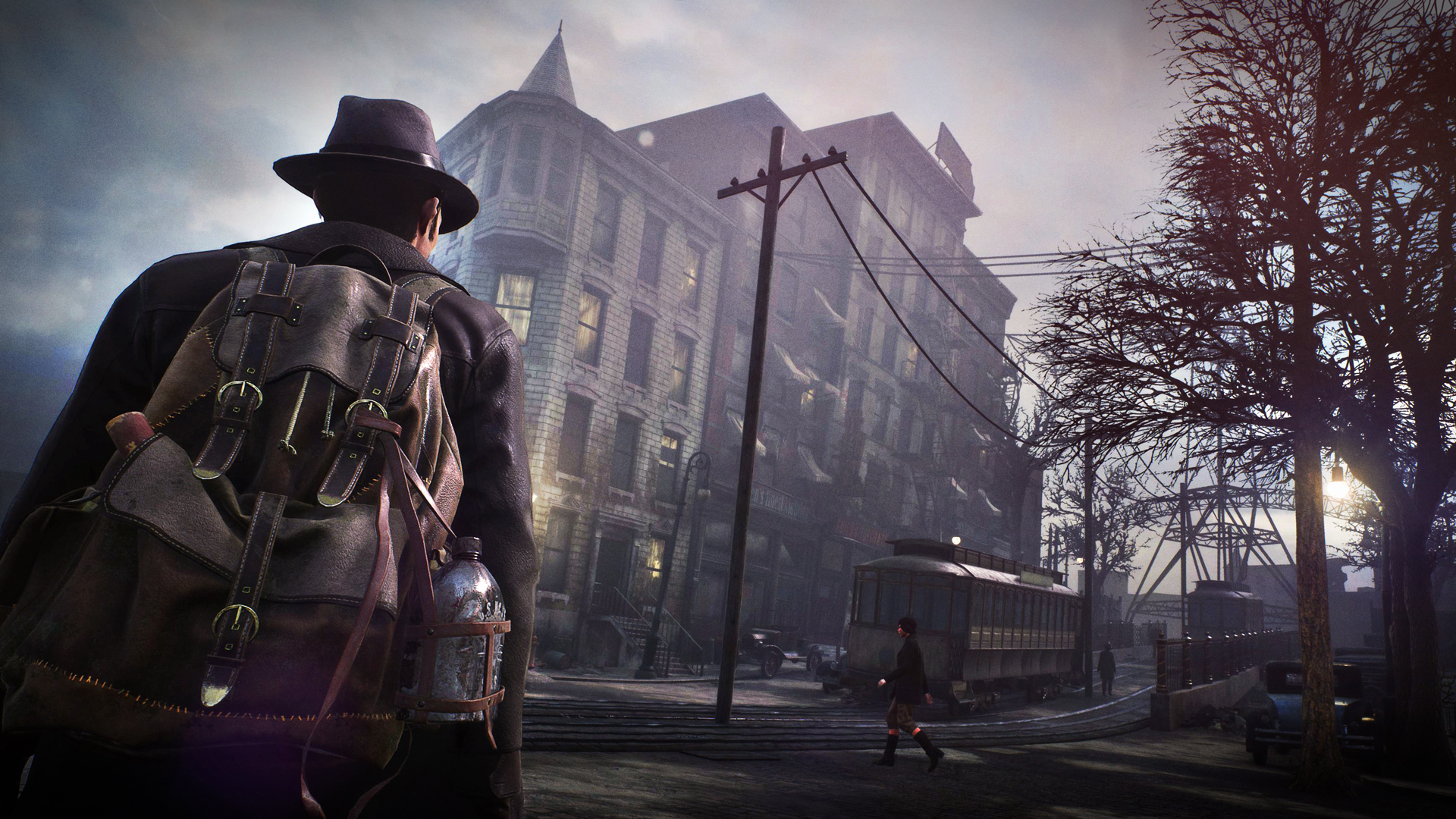 Frogwares Shares First Gameplay Trailer for The Sinking City
