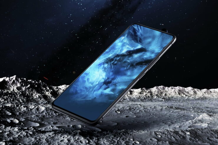 Vivo Is Preparing a Global Launch of the Bezel-Less NEX - Release in the U.S. Still Uncertain