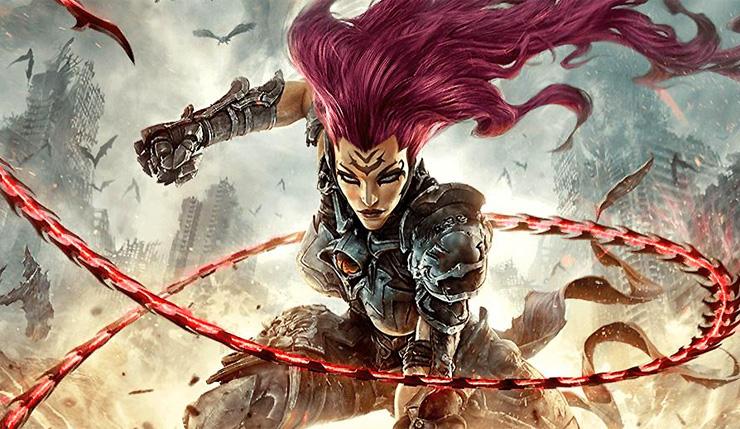 تریلر گیم پلی 11 دقیقه ای از بازی Darksiders III منتشر شد