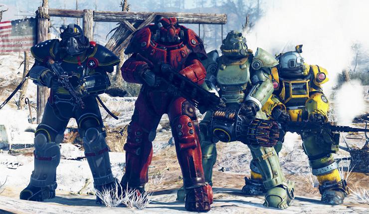 Fallout 76 Console Breakdown: XB1X 4K, PS4 Pro 1440p