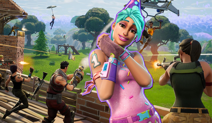 fortnite update adds birthday challenges brings back playground mode more - fortnite storm shield defense 10 rewards