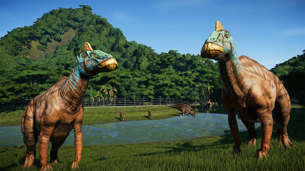 3a10c8c28 Jurassic World Evolution Review – A Predictable Park Builder Crying ...